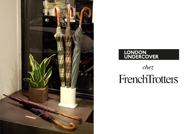 London Undercover available at FrenchTrotters, Paris