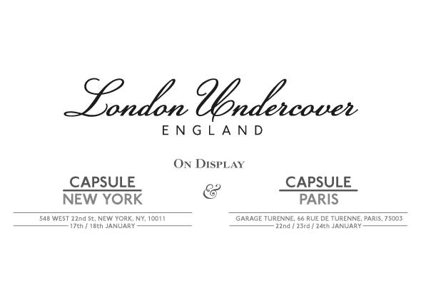 LONDONUNDERCOVERCAPSULESHOW2011