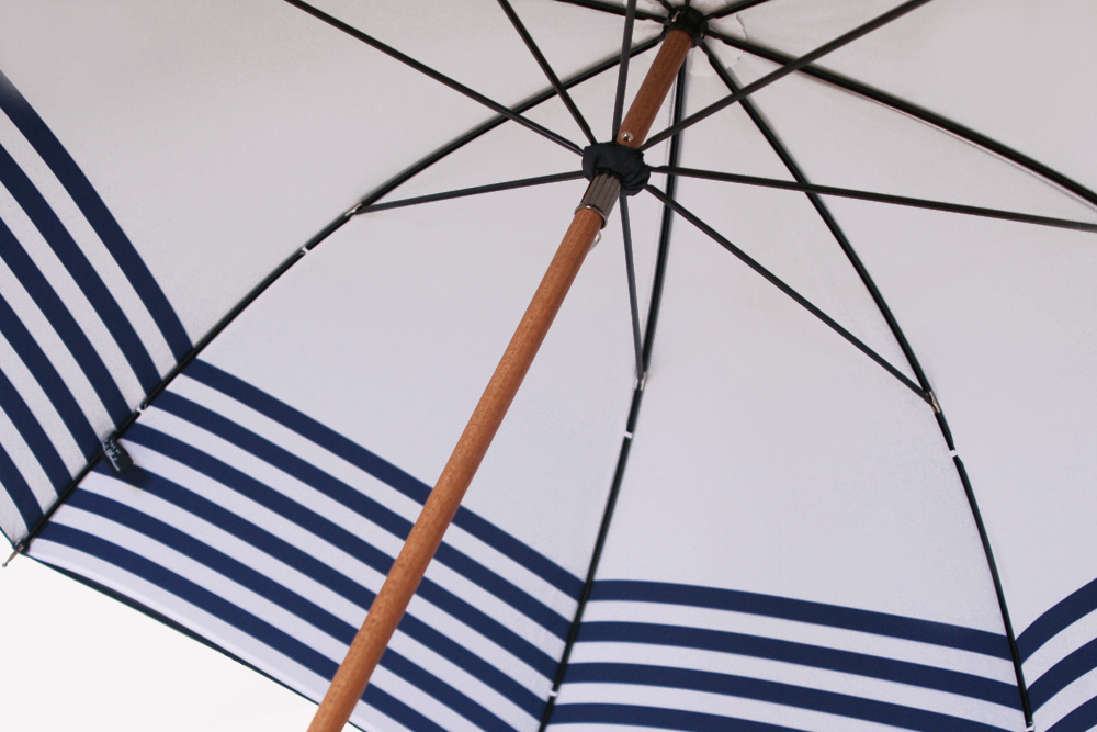 L.U.G.B Naval Umbrella by London Undercover