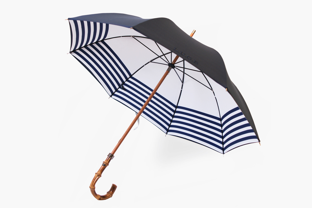 L.U.G.B by London Undercover Naval Stripe Umbrella