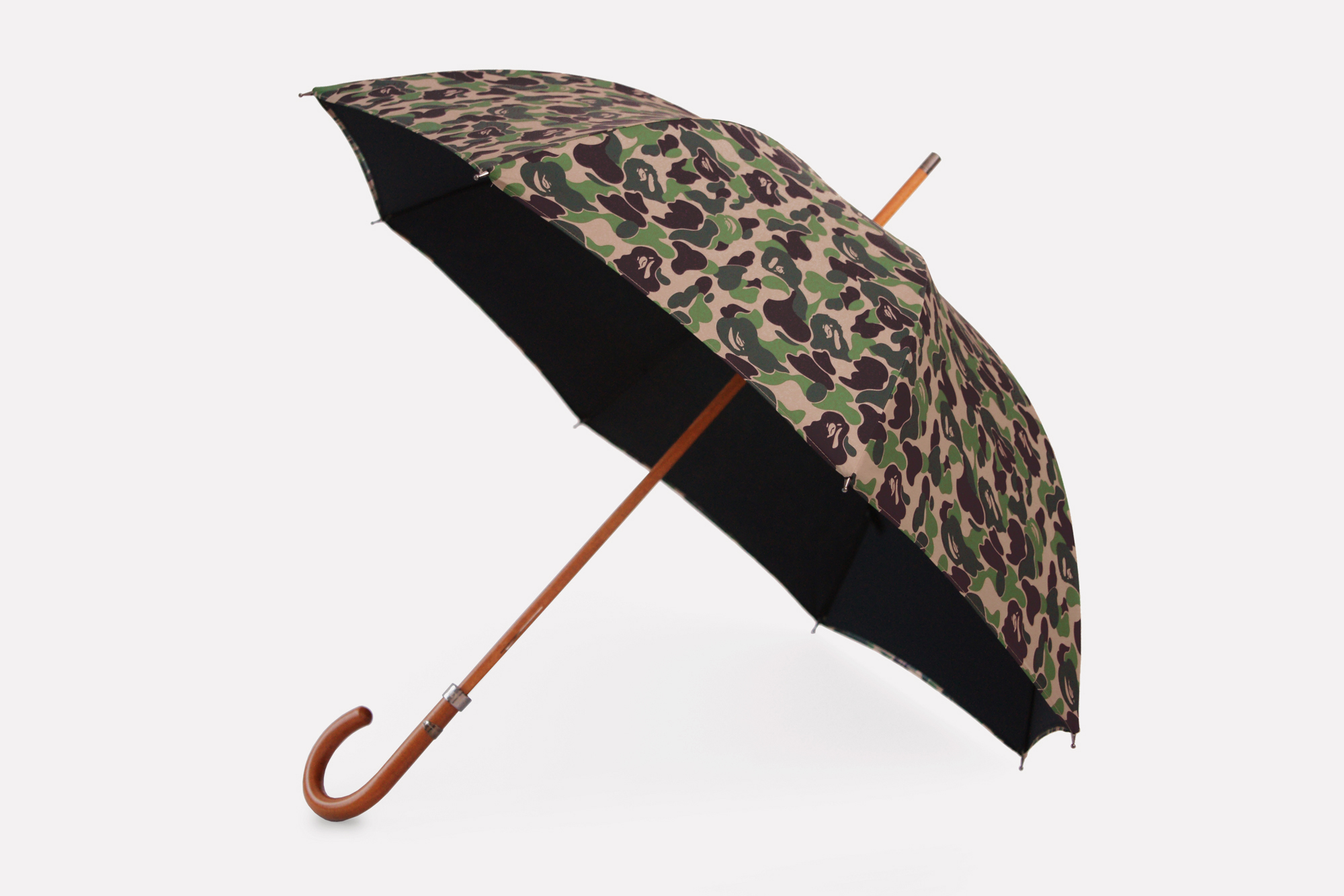 Mr. Bathing Ape x London Undercover ABC Camouflage Umbrella