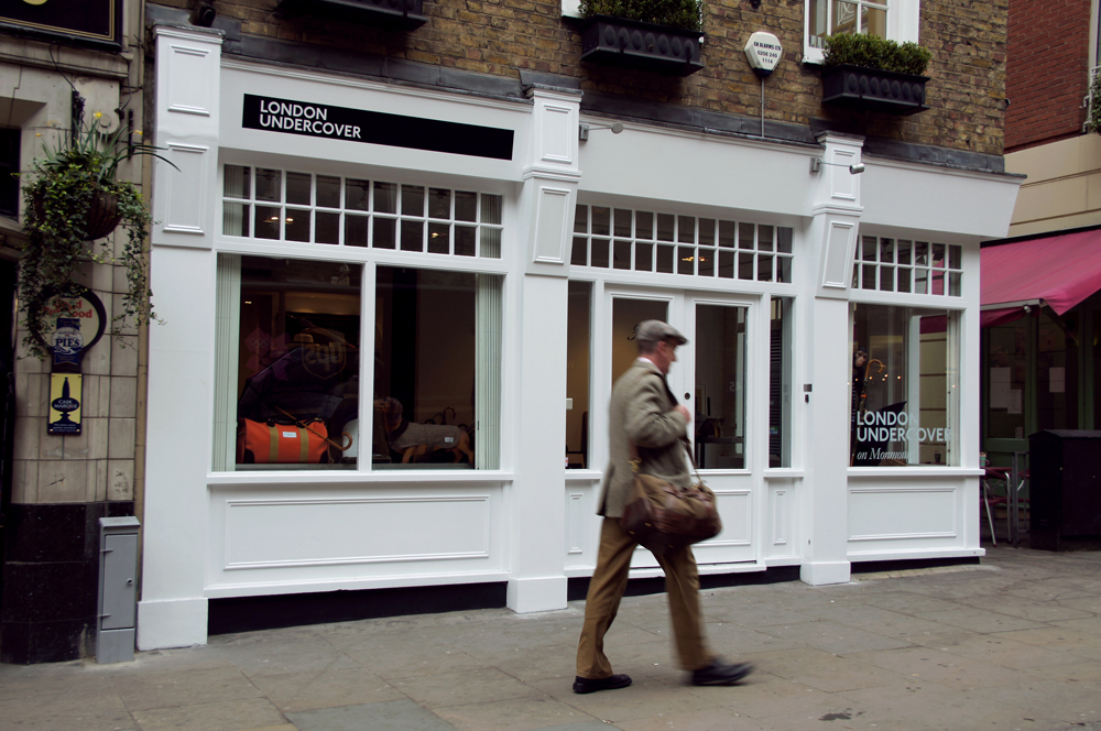 London Undercover on Monmouth - A closer look... - London Undercover