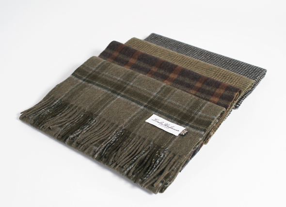 London Undercover Cashmere Scarf