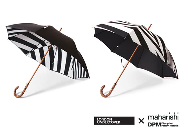 London Undercover x Maharishi DPM - Bamdazzle Umbrella