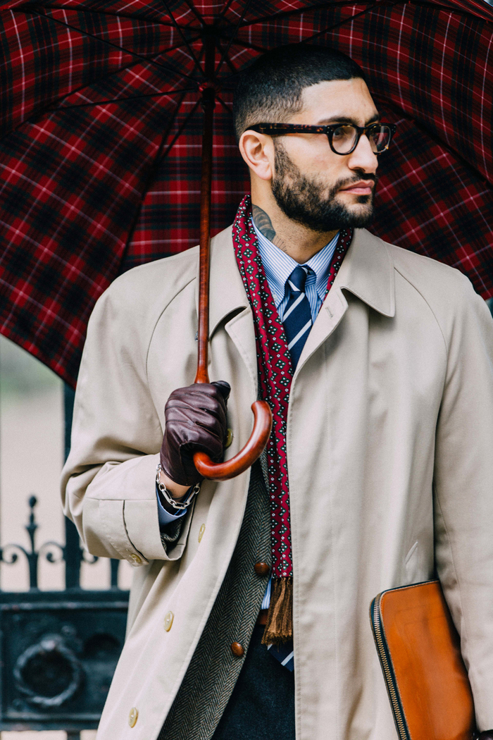 London undercover baracuta g9 umbrella 001