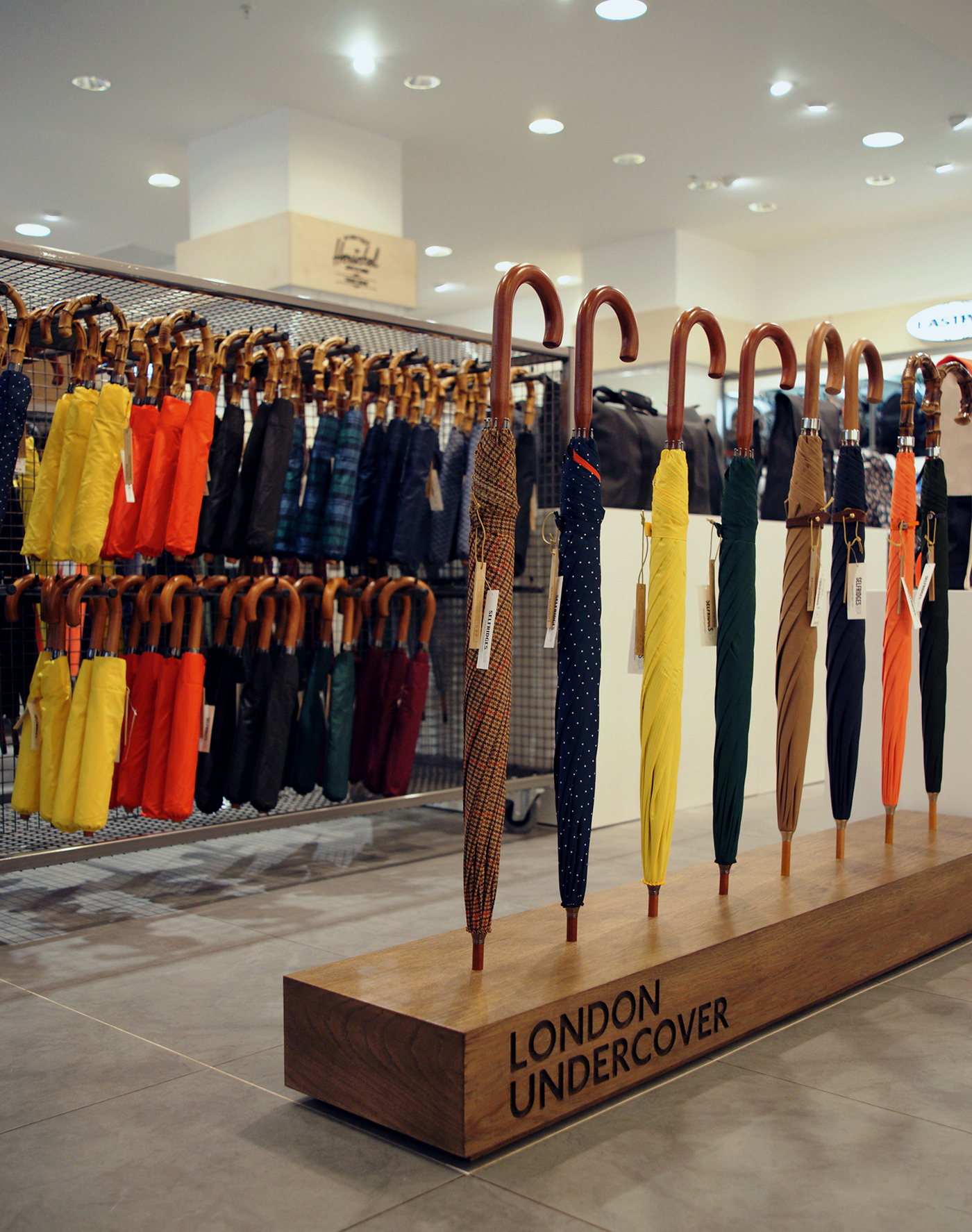 April Showers Pop-Up at Selfridges