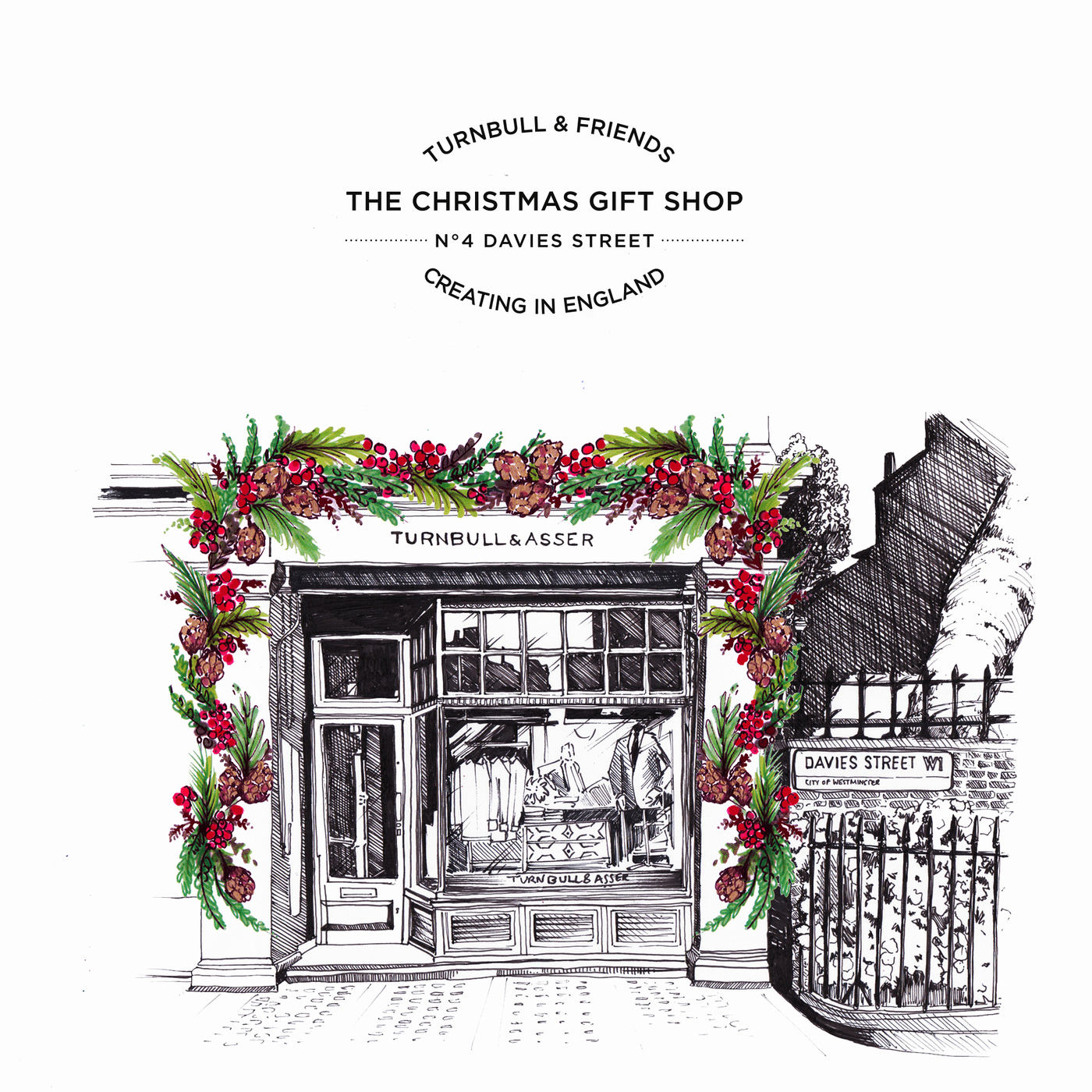 Turnbull & Friends - The Christmas Gift Shop